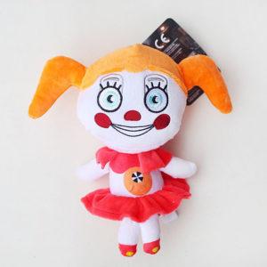 Мягкая игрушка Цирковая Малышка (20 см)