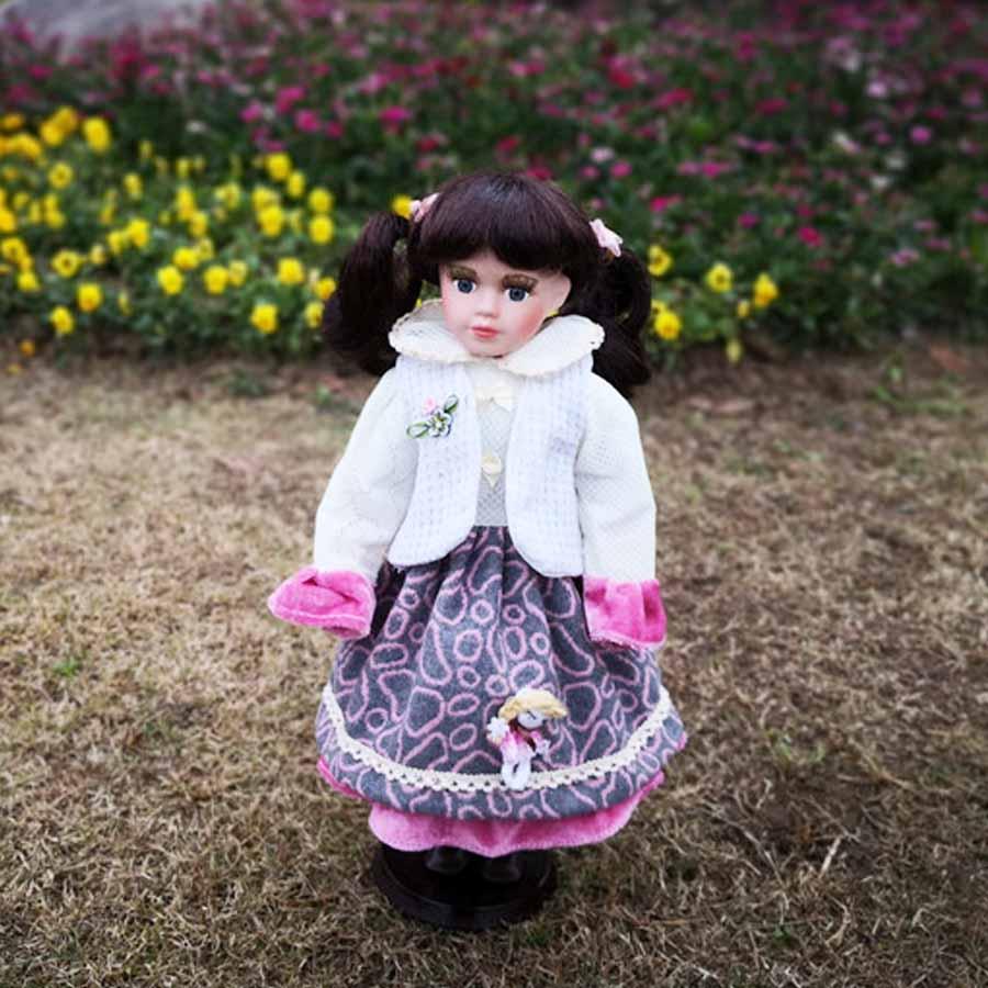 Фарфоровая кукла Инесса