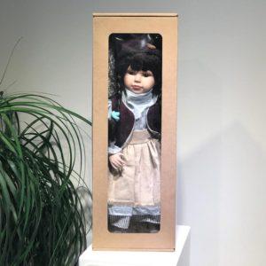 Фарфоровая кукла Юнона