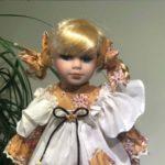 Фарфоровая кукла Варвара