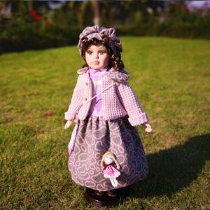 Фарфоровая кукла София