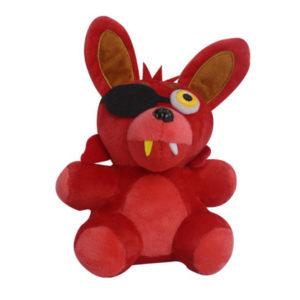 Мягкая игрушка Фокси (18 см)
