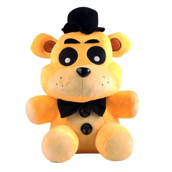 Мягкая игрушка Золотой Фредди (18 см)