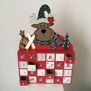 Адвент календарь Рождественский