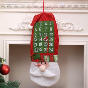 Адвент календарь Дед Мороз