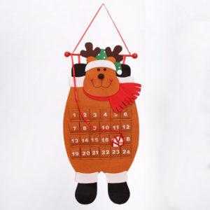 Адвент календарь Олененок