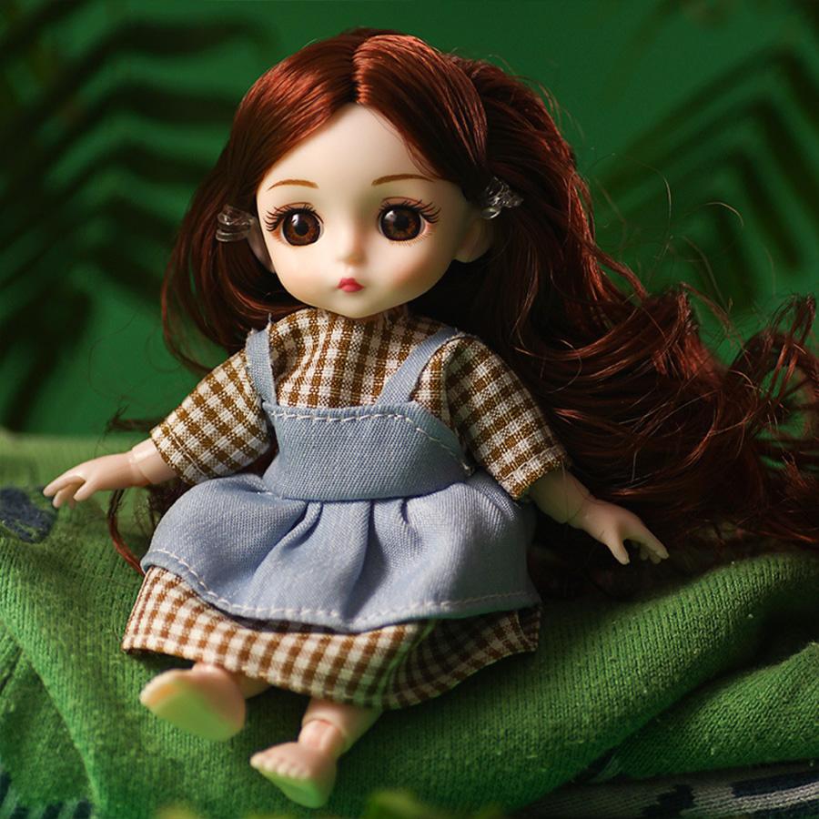 """Кукла шарнирная """"Грейс"""", 16см"""