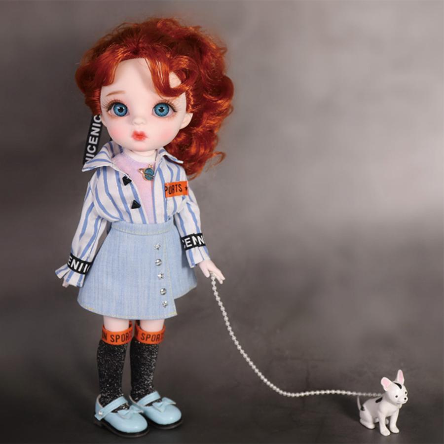 """Авторская шарнирная кукла """"Трейси"""", 28см"""