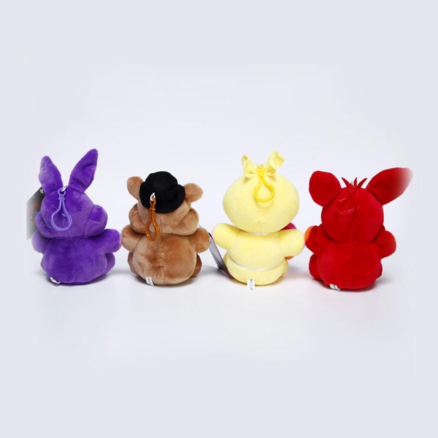 Набор из 4-х мягкий игрушек Фредди